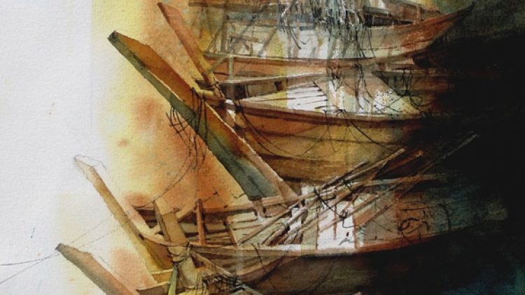 Pennsylvania Watercolor Society 35th Anniversary International Juried Exhibition