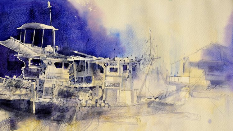 The 148th Annual International Exhibition of the American Watercolor Society