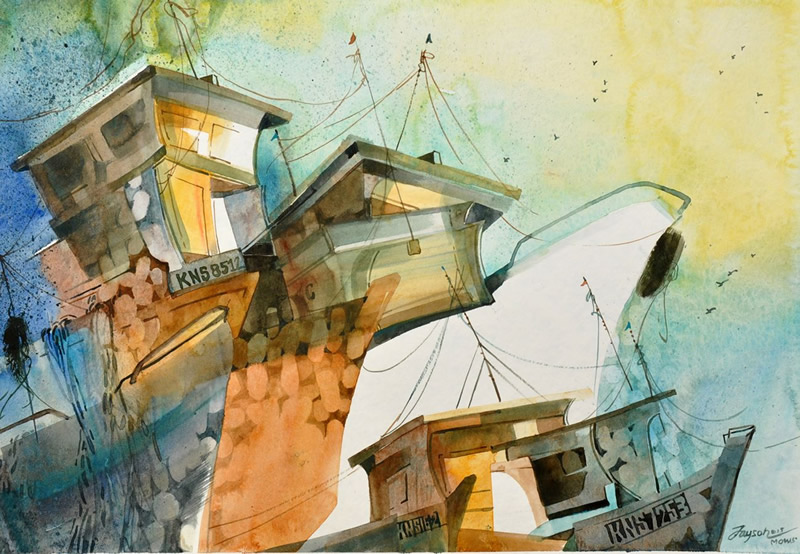 Aqueous Open, Pittsburgh Watercolor Society 69th Annual International Exhibition