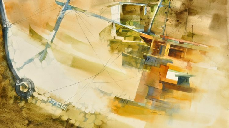 2015 The 47th Watercolor West International Juried Exhibition, USA