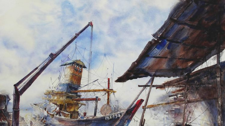 2014 The Art Of Watercolour's First World Watercolour Competition